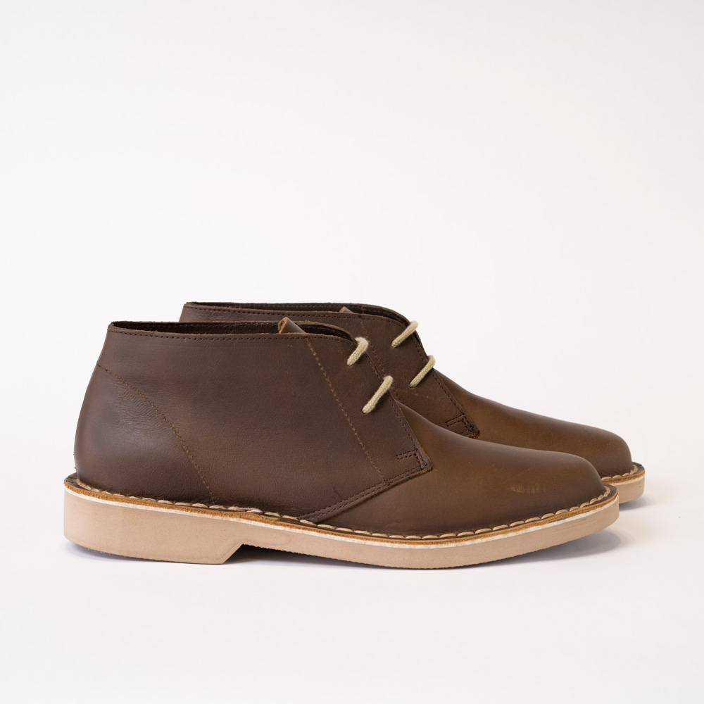 Javelin – Brown Ankle Boots