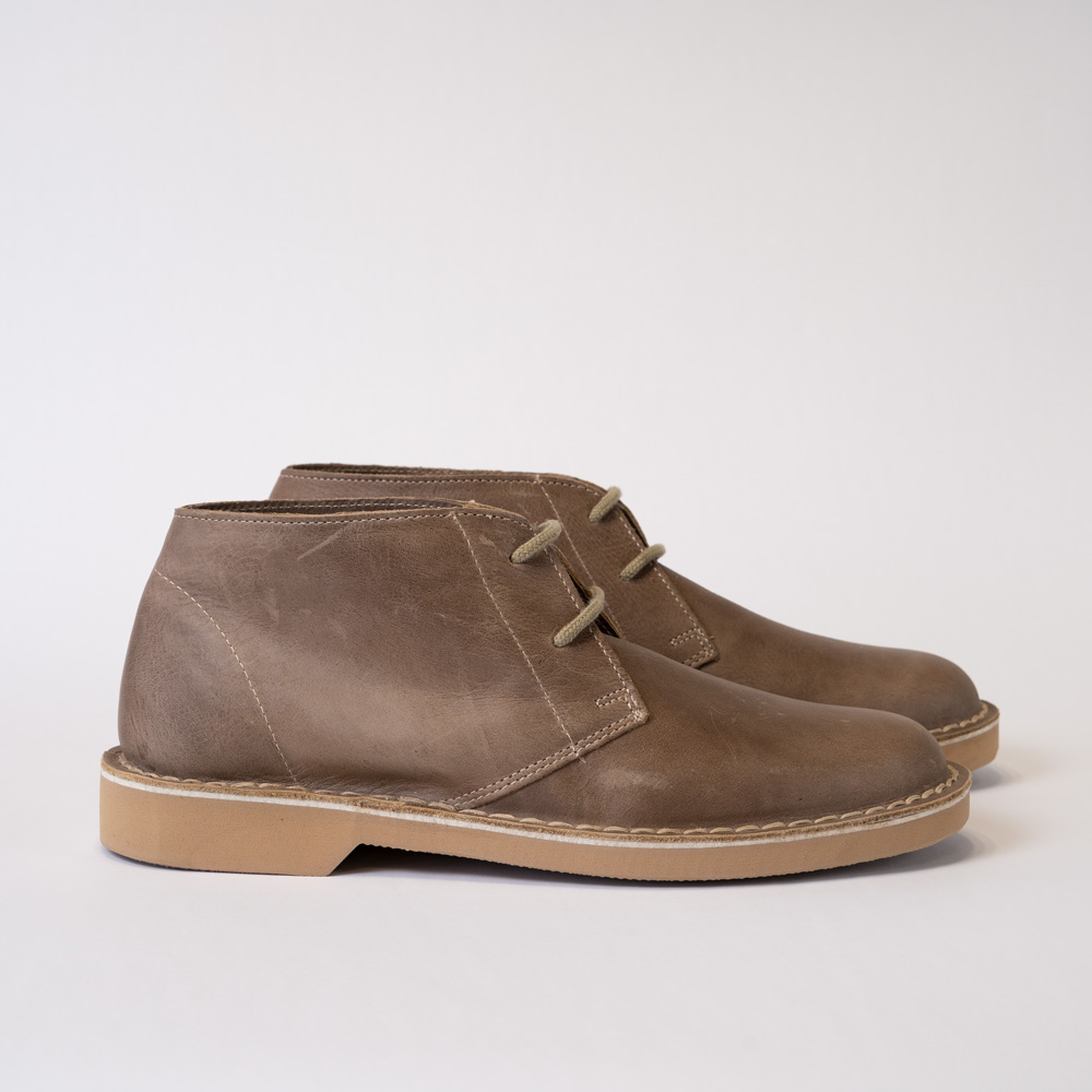 Javelin – Tan Ankle Boots