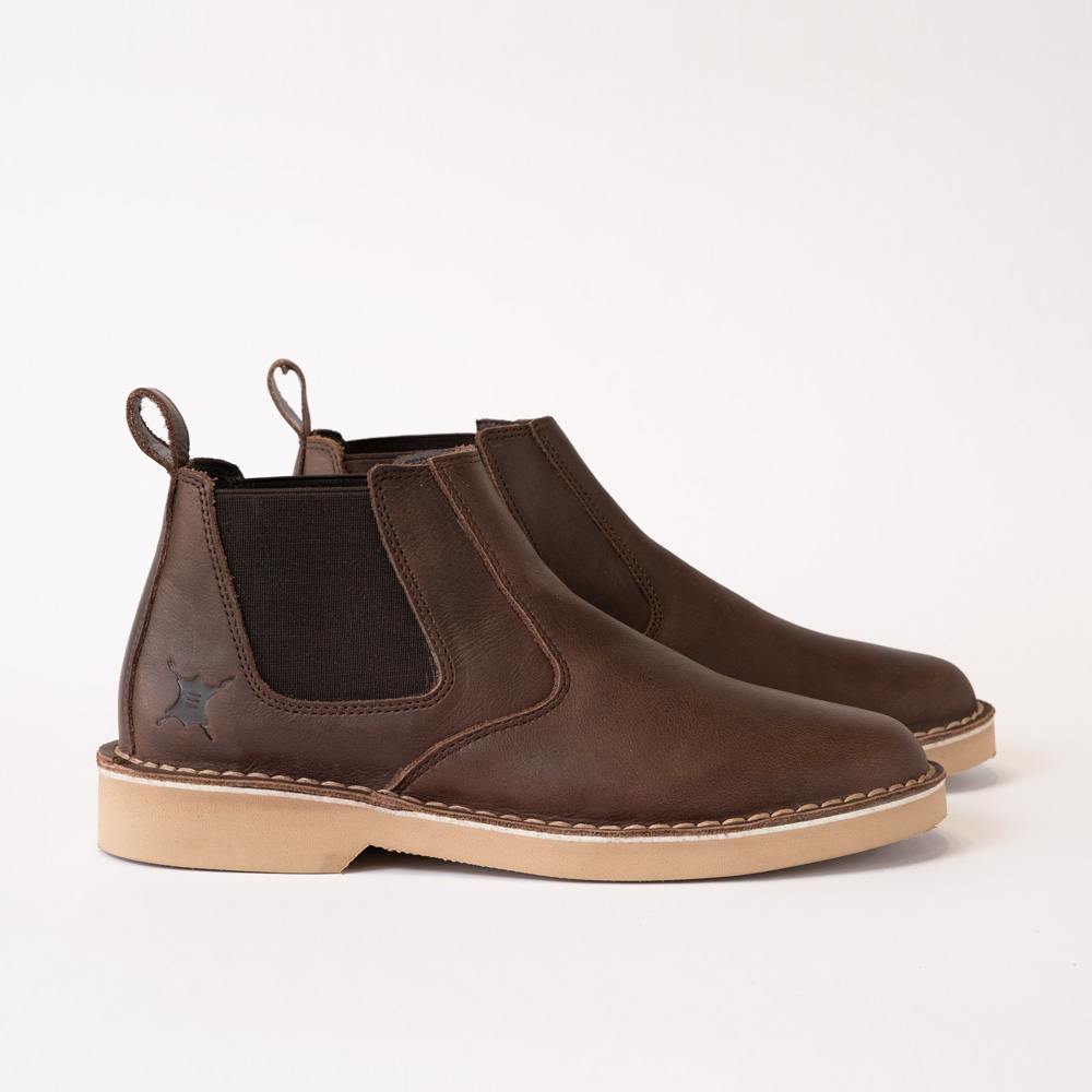 Lance – Brown Chelsea Boots