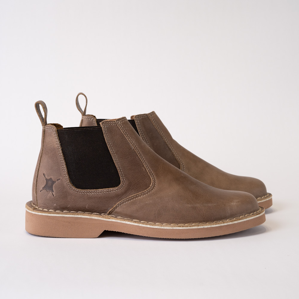 Lance – Tan Chelsea Boots