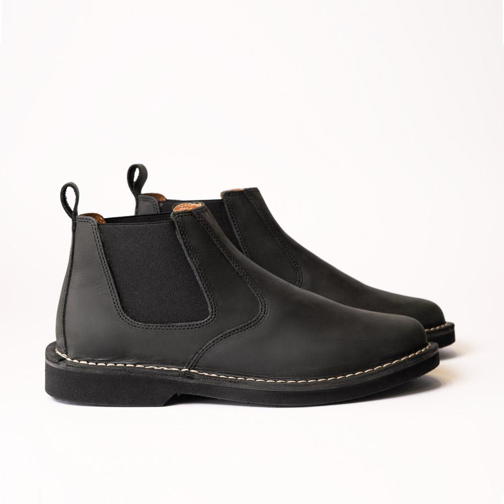 Lance – Black Chelsea Boots